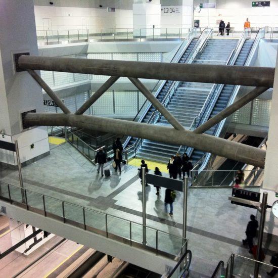 Estación Girona