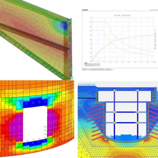 Link análisis estructural avanzado